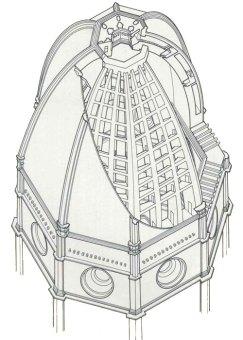 Progetto del Brunelleschi