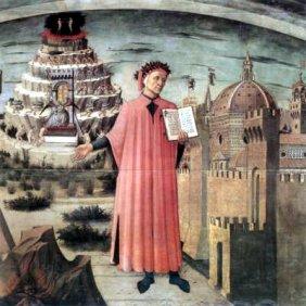 Dante Alighieri icona di Firenze