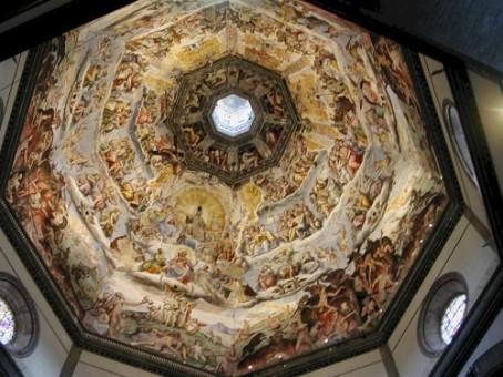 Cupola interna del Duomo