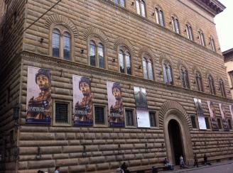 Palazzo Strozzi ingresso