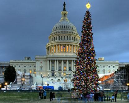 christmas time in washington dc - Christmas In Washington Dc
