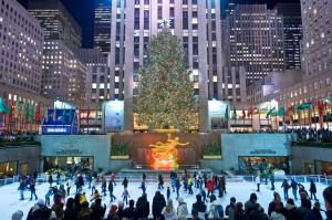Christmas at Rockefeller Center, 2008
