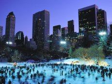 sciatori_Central_Park