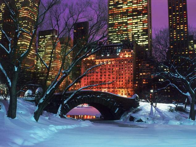 christmas time in new york city - New York Christmas Time