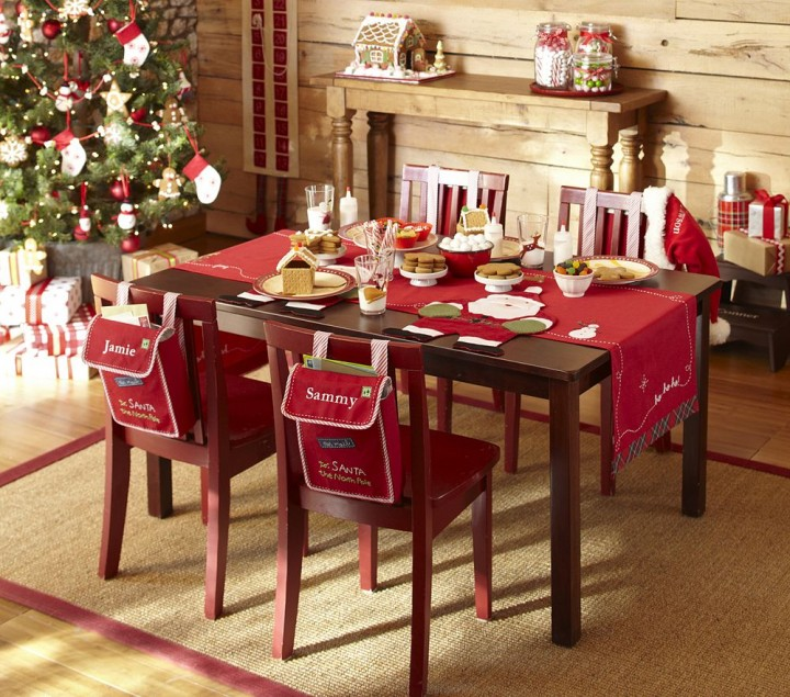 Published December 28, 2013 At 720 × 635 In DECORATING THE CHRISTMAS TABLE