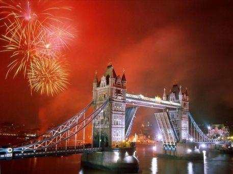 Londra-a-Capodanno