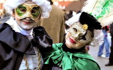 carnival-masked-revellers
