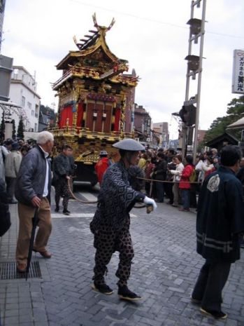 festa takayama