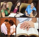 Friendship-Courtship-Marriage