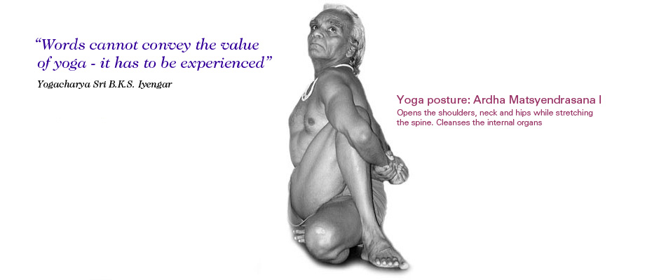 What Is Iyengar Yoga Kathy Kiefer