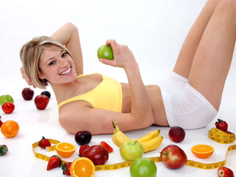 """healthy eating and exercise """"a combination of diet and exercise is best at any stage of weight loss,"""" says mathenny """"exercise should be a mix of strength training and cardiovascular training, not just cardio."""