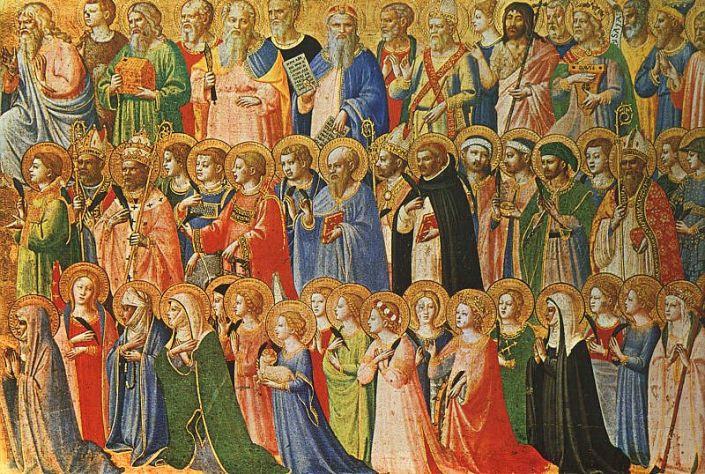 Fra Angelico, All-Saints