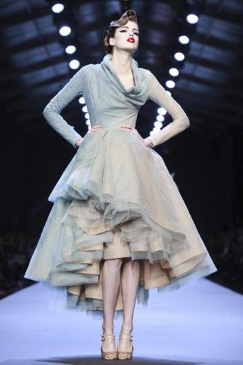 Christian Dior Haute Couture S-S 2011 Paris 19