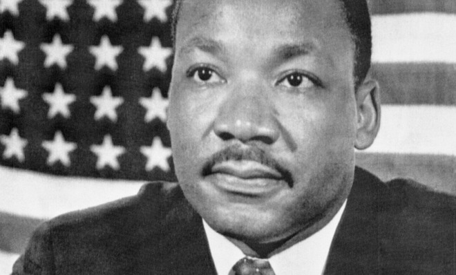 Today Martin Luther King Martin Luther King jr