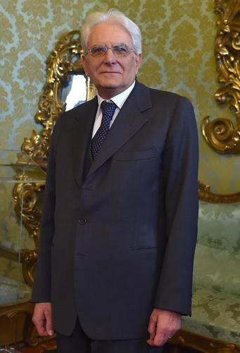 Mattarella elected president of Italy