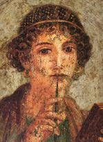 Pompei_-_Sappho_-_MAN