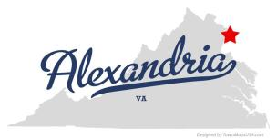 map_of_alexandria_va