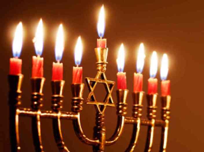 HanukkahMenorah